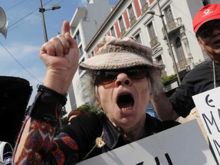 Общонационална стачка парализира транспорта в Гърция