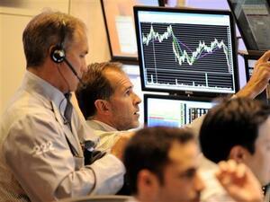 Колеблива търговия на европейските борси след серия от шестдневни понижения
