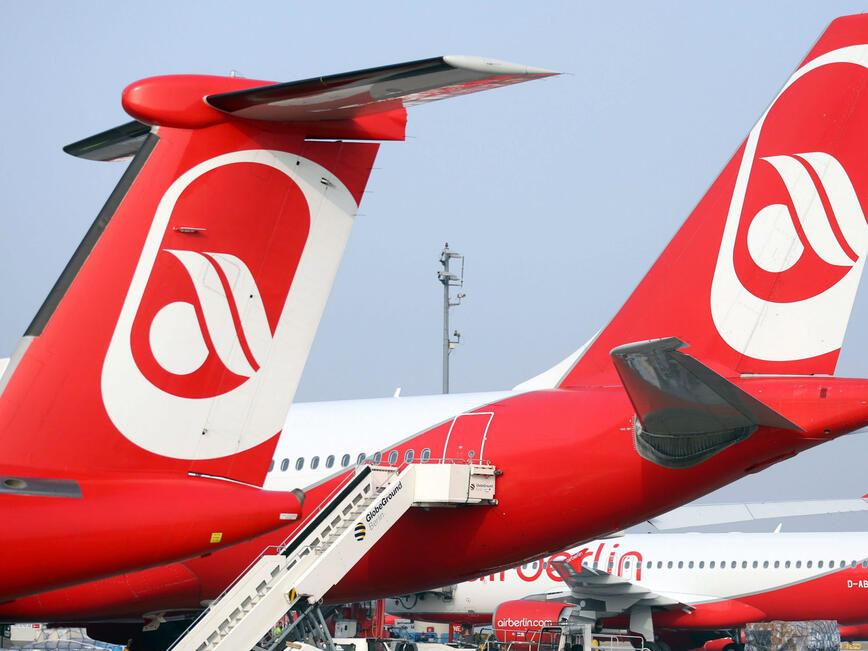 Луфтханза поема фалиралата Air Berlin