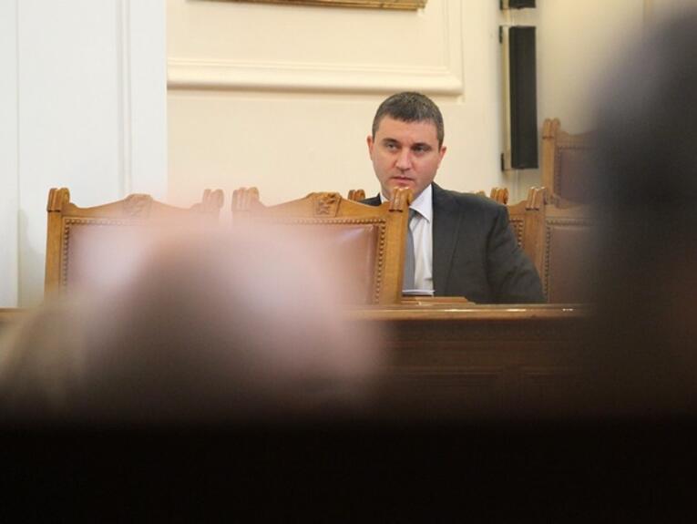 Горанов премълча дали все още има проблеми с БАЦИС