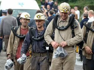 Народното събрание даде възможност за ранно пенсиониране на съкратени миньори