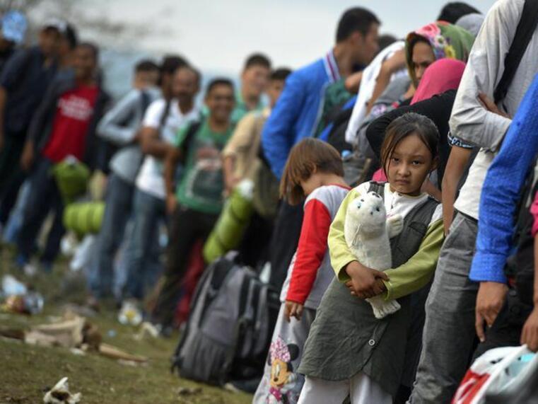 През 2018 година ЕС е предоставил убежище на над 330 000 души