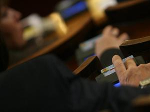 Депутатите отхвърлиха президентското вето върху закона за личните данни
