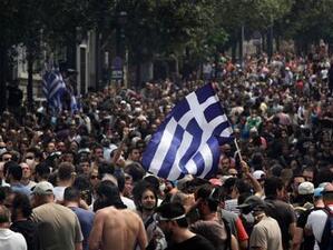 Гърците на бунт срещу съдилищата, отнемащи имотите им заради дългове