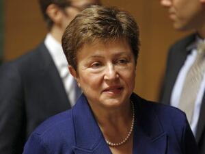 Кристалина Георгиева: Очаквам влизането на България в чакалнята на еврозоната да стане догодина