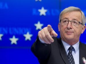 Европа ще бъде по-сигурно място, ако България е в Шенген, заяви Юнкер