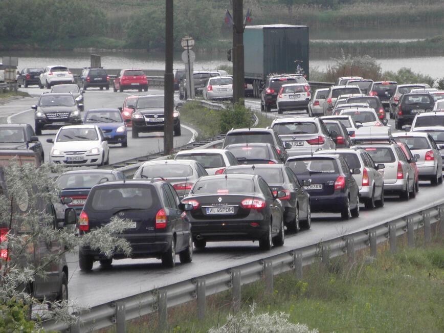 Половин милион българи тръгват на път за майските празници