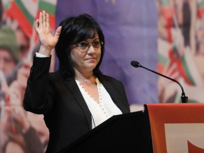Корнелия Нинова няма да се подпише под предложенията на ГЕРБ за промени в Конституцията