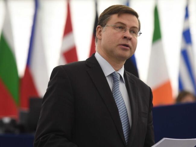 Валдис Домбровскис за пътя на България към Еврозоната