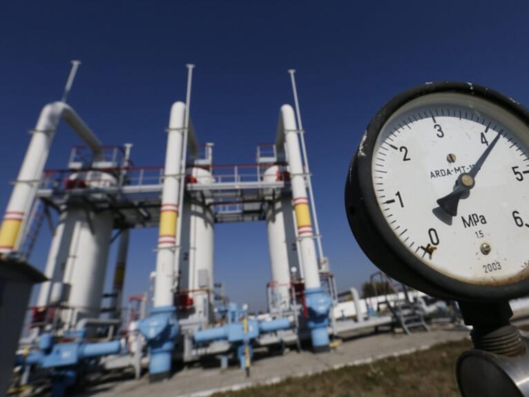 Украйна предлага ЕС да наеме 1/3 от газовите й хранилища