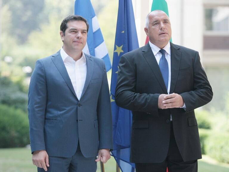 Борисов и Ципрас обсъдиха важни енергийни и транспортни проекти в Солун