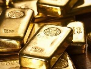 Цената на златото тръгна надолу заради поскъпването на долара към основните валути