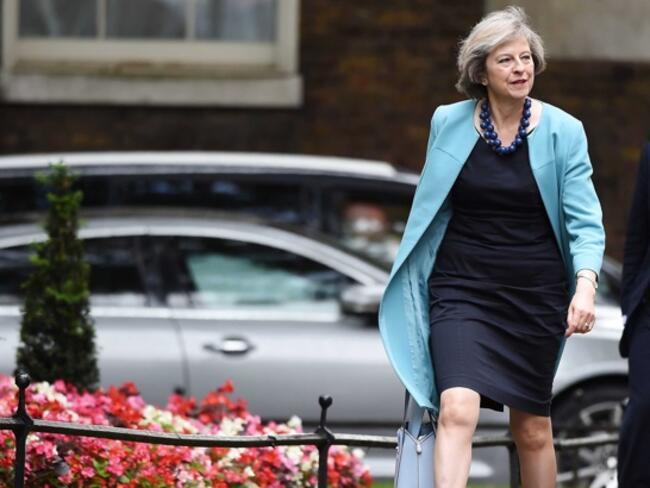 Лондон да бъде застъпник на свободната търговия, иска Тереза Мей