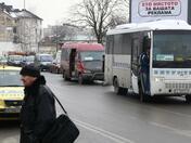 Оборотите в транспорта се свива най-много през януари-март