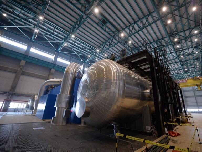 Китай ще строи първата плаваща АЕЦ
