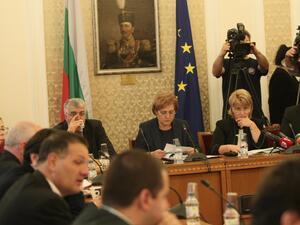 Бюджетната комисия отхвърли ветото на президента Румен Радев върху текстовете