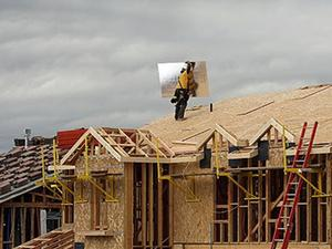 Строителството на нови жилища в САЩ се свива през март
