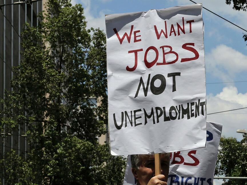 Молбите за помощи при безработица в САЩ са на 45-годишно дъно
