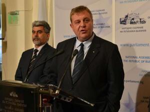 България да втвърди тона към Европейския съюз, препоръча Красимир Каракачанов