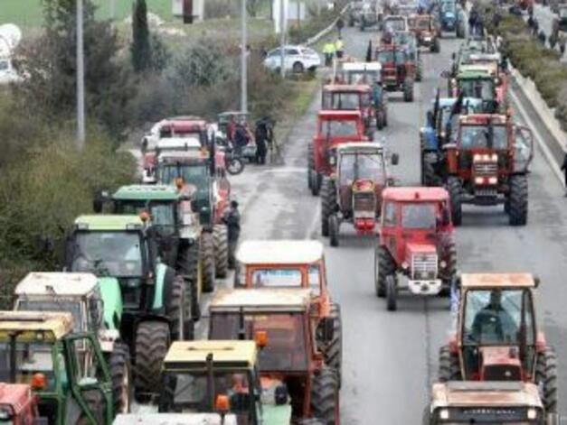 Гръцките фермери готвят блокади на границата с България и пътищата в района на Солун