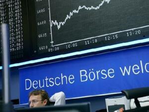 Европейските акции се намират под натиск