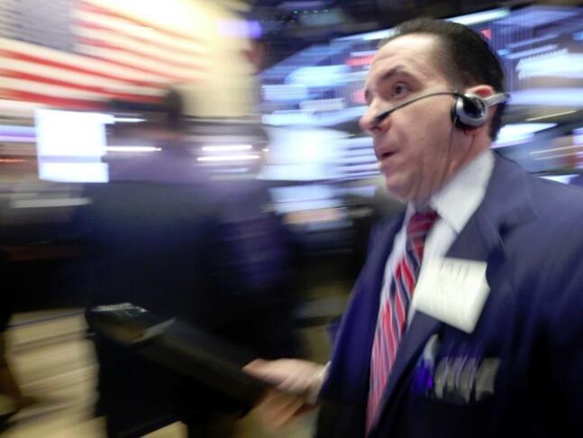 """Индексите на """"Уолстрийт"""" изтриха загубите от предишната сесия"""