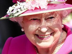 На името на британската кралица Елизабет Втора се водят четири