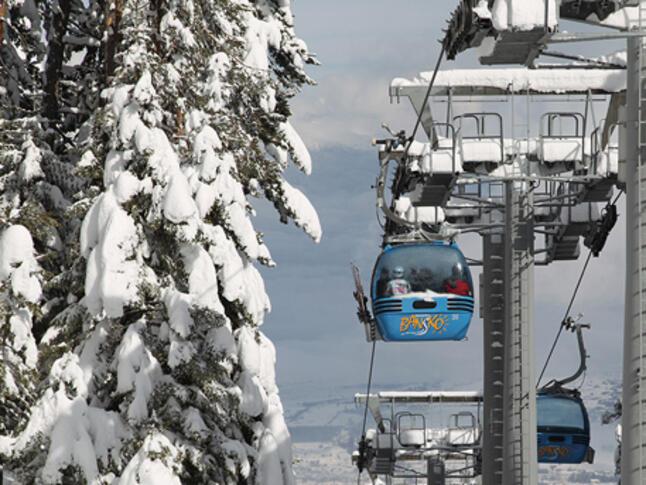 Над 11% ръст на приходите от международния зимен туризъм у нас тази година