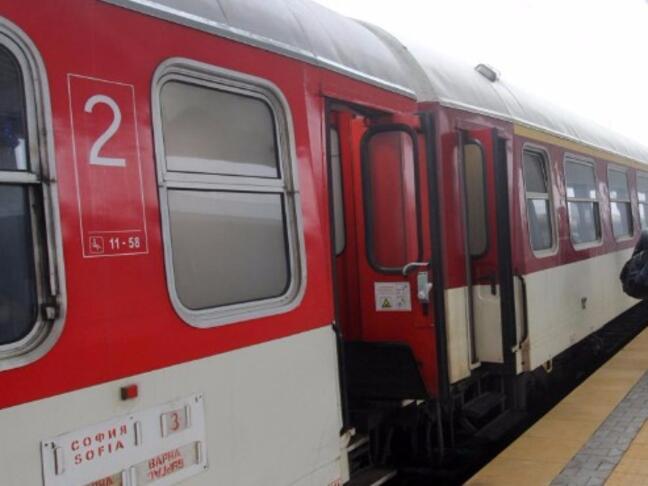 Пътниците във влаковете намаляват с почти 20% през първото тримесечие