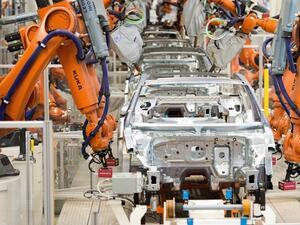 Пазарът за индустриални роботи на Китай надвиши 4 млрд. долара през 2017 г.
