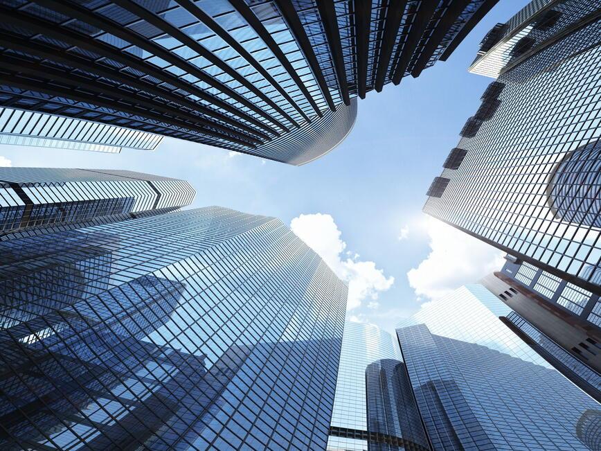 Градовете с най-много небостъргачи в света