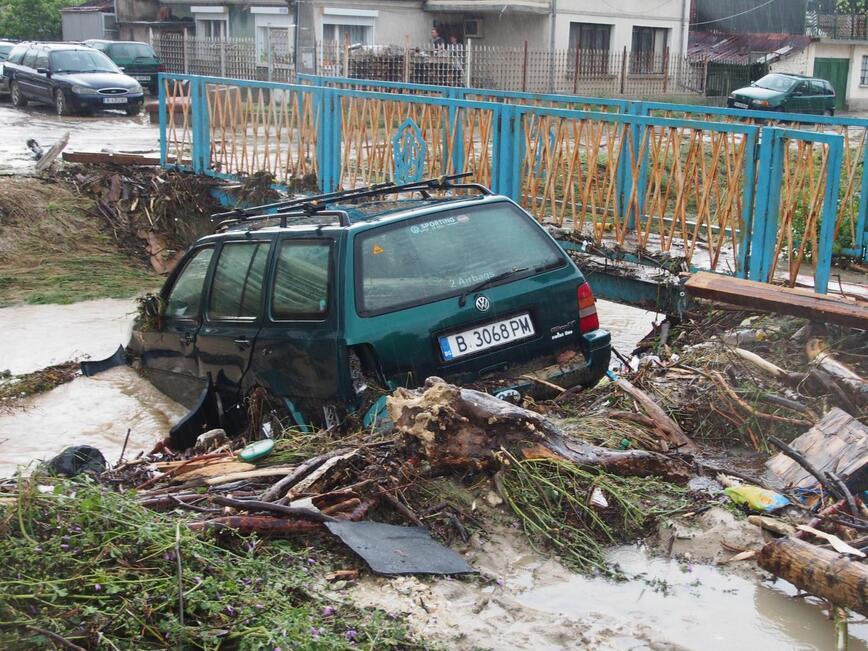 АБЗ се включи в световна застрахователна инициатива срещу климатичните промени
