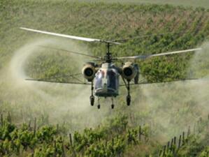 Пестицидите причиняват смъртта на 200 хиляди души годишно