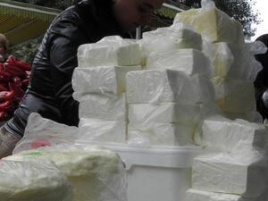 12 хил. тона палмово масло вложени в българското сирене през 2016 година