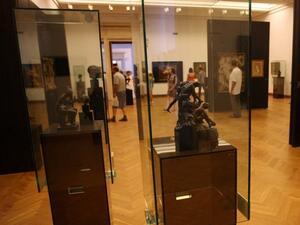 """Картините в """"Квадрат 500"""" и други обществени галерии нямали застраховка"""