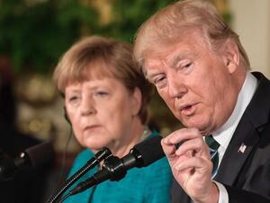 Германия се съгласи да купува американски втечнен газ