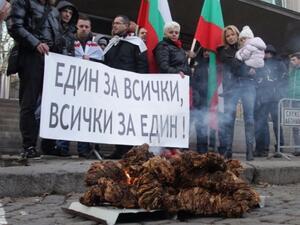 """Тютюнопроизводители спряха движението на """"Илинден-Ексохи"""""""