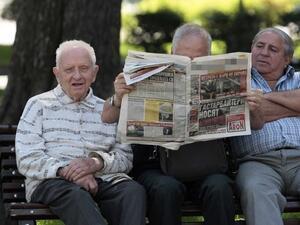 Какви пенсии получават в Европа