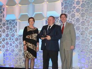 Системата за управление Multi-D бе призната за мега проект на международния конкурс на FIATECH в САЩ