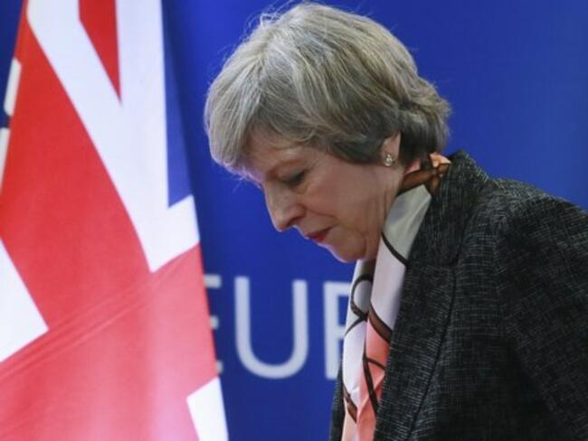 Мей се среща с европейски лидери за обсъждане на Брекзит