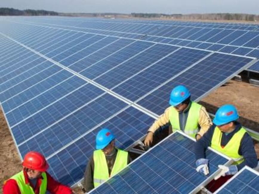 Мръсният въздух в Китай пречи на страната да произвежда слънчева енергия