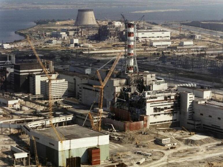 """31 години от аварията в """"Чернобил"""""""