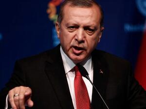 Ердоган разкритикува решението на Централната банка да повиши основната лихва