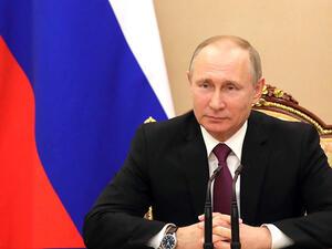 Руският президент Владимир Путин заяви, че страната му приветства китайските