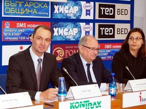 """EVN България Електроразпределение"" е с ново име - ""Електроразпределение Юг"""