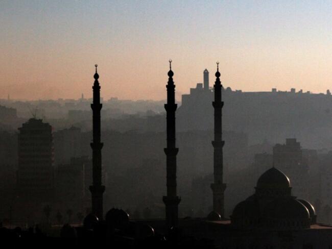Първа туристическа обиколка на Алепо