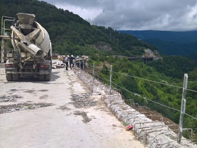 Започва ремонт на пътя през прохода Витиня