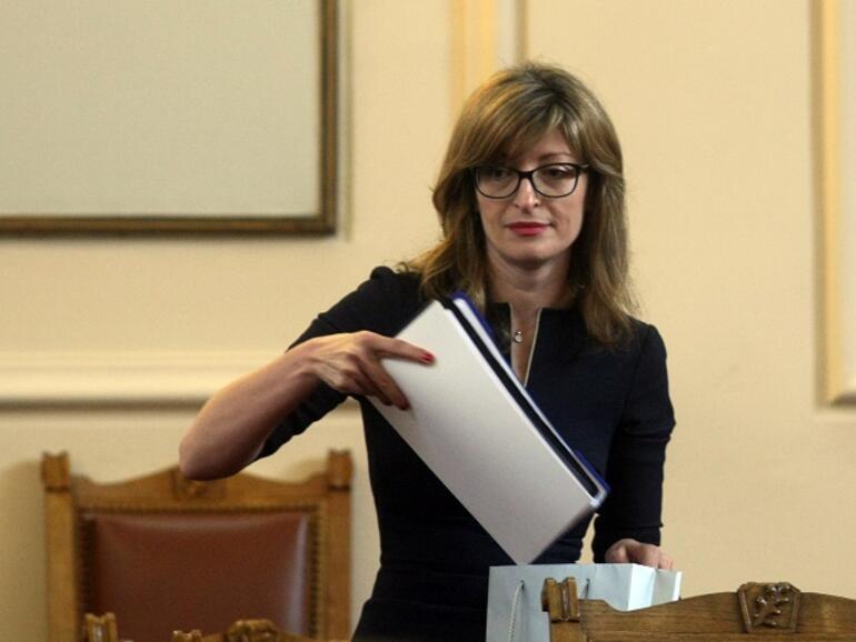 Екатерина Захариева води делегацията на ЕС на срещата на Г-20