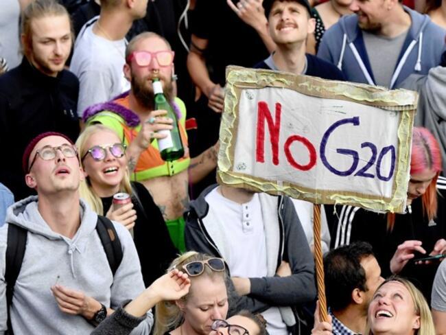 Хамбург заприлича на крепост в навечерието на Г-20