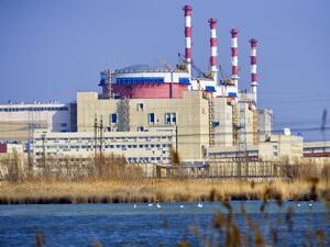 Въведен е в експлоатация първия дизел генератор на резервната централа на Четвърти блок на Ростовската АЕЦ